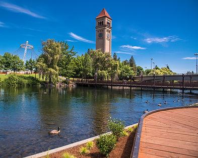 Riverfront Park in Spokane Washington.jp