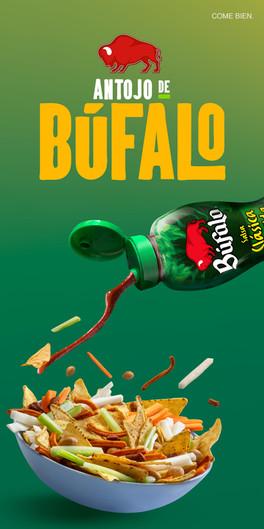 Antojitos Salsa Bufalo Liquida