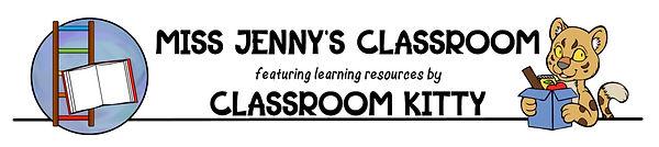 Miss Jenny's Classroom Logo