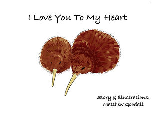 I Love You To My Heart Cover