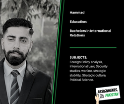 assignments pakistan