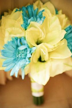 Silk Real Touch gerbera daisy