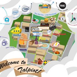 Talpiot Map