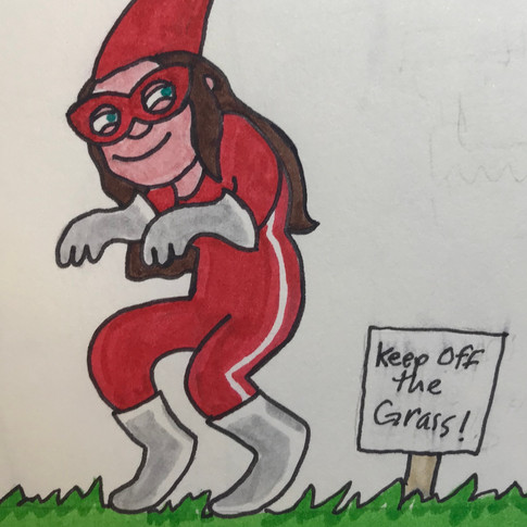 The Scarlet Trickster