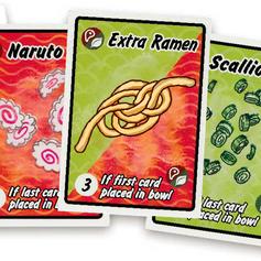 Ramen Fury Card Array
