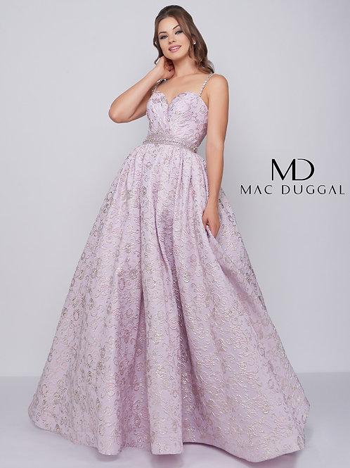 Mac Duggal Style# 66715H- Lilac Ballgown