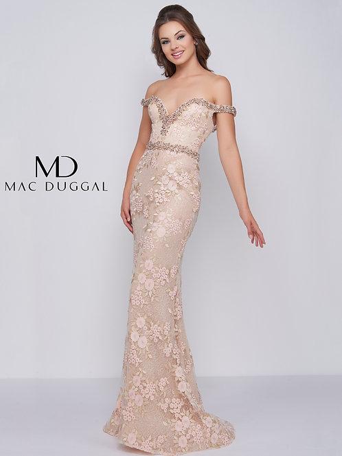 Mac Duggal Style# 12159M Blush
