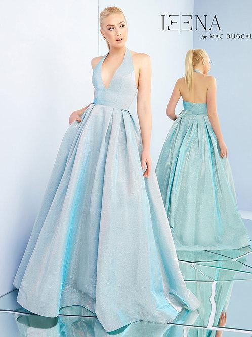 Mac Duggal Style# 25939i-ShimmeringIce-Dress