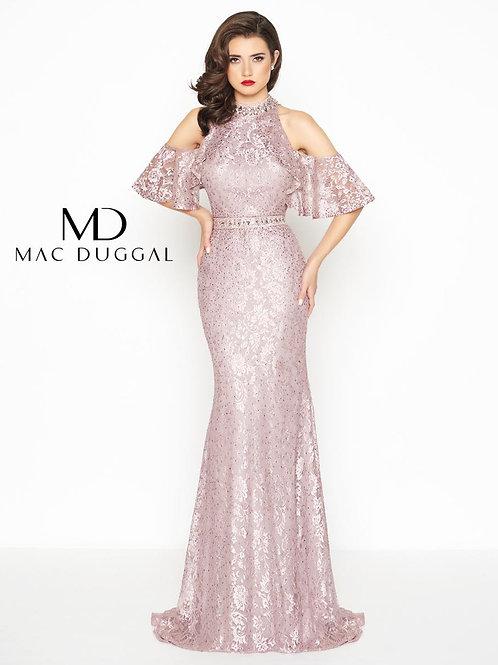 Mac Duggal Style# 40877R RosePink