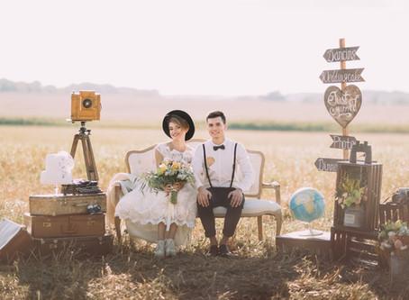 Warum sollten Sie einen professionellen Hochzeitsfotografen einstellen?
