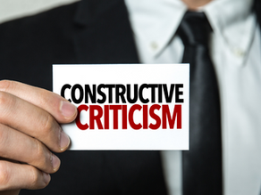 3 Steps to Growing Your Company Through Constructive Criticism