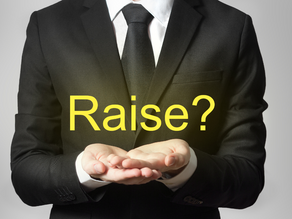 Things for Leaders to Consider When Giving Pay Raises