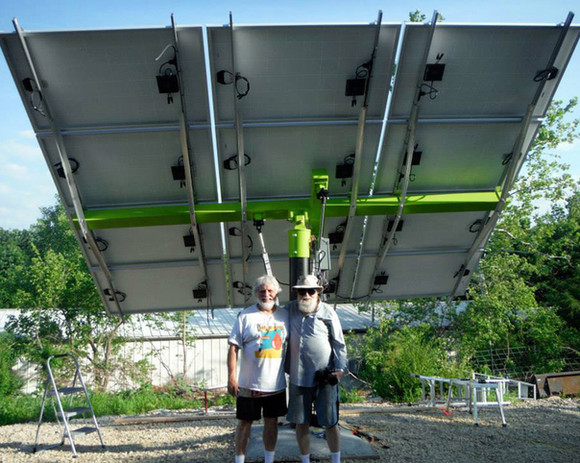 The Konza Solar K4