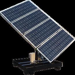 portable solar tracker