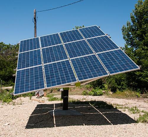 Konza Solar K4