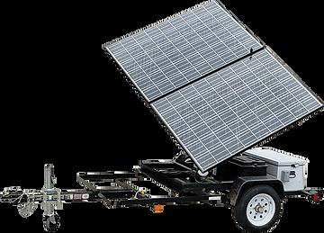 mobile solar tracker