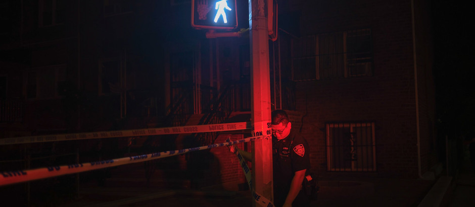 Violent Year in New York and Across U.S. as Pandemic Fuels Crime Spike