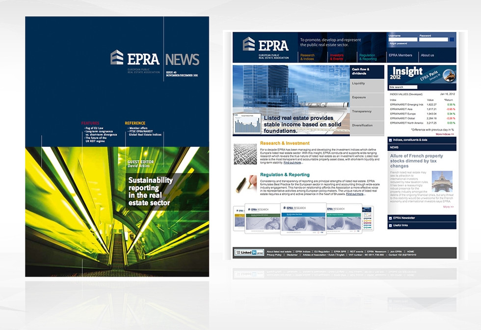 EPRA mag and website