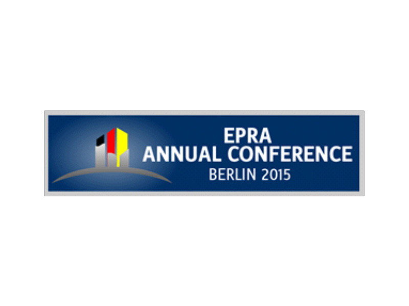 EPRA Berlin conference banner