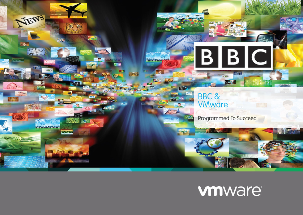 VMWare direct marketing