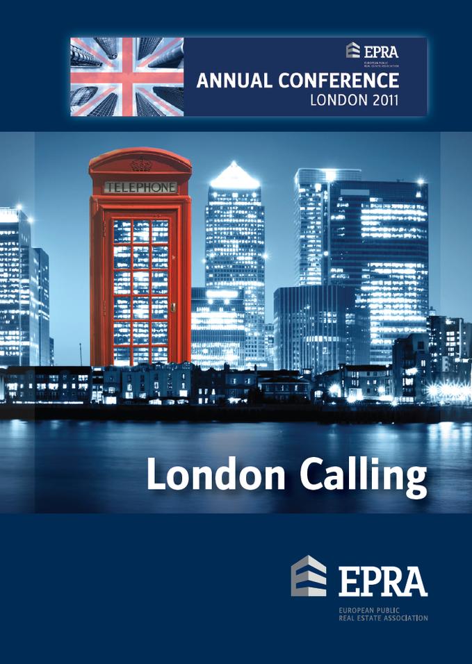 EPRA London convention invite