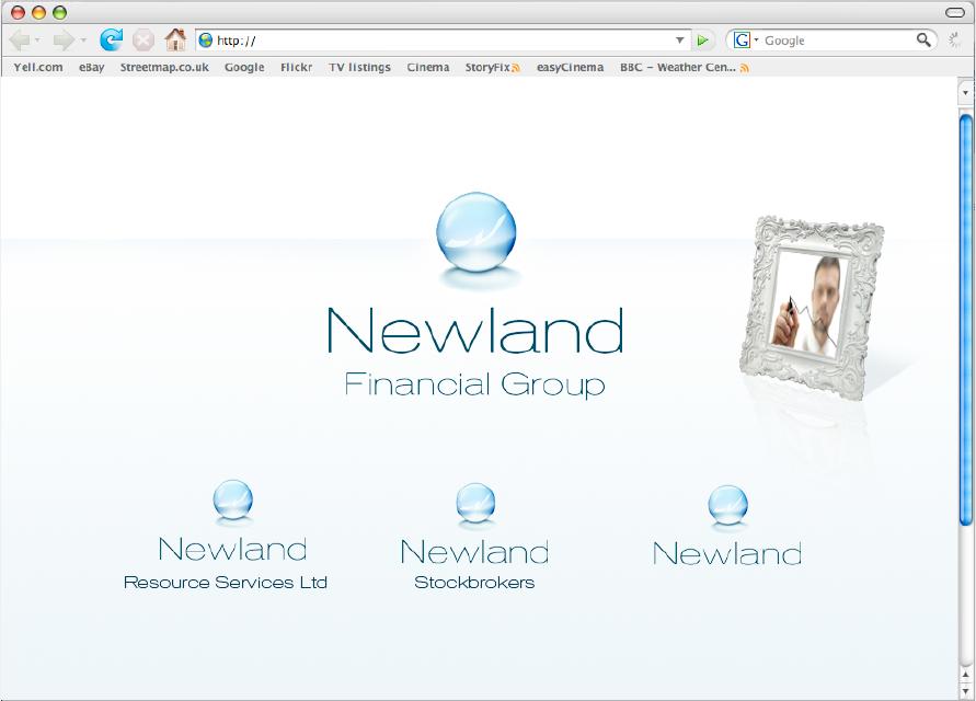 Newland fund branding