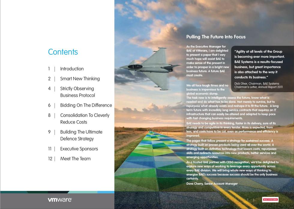 VMWare direct marketing