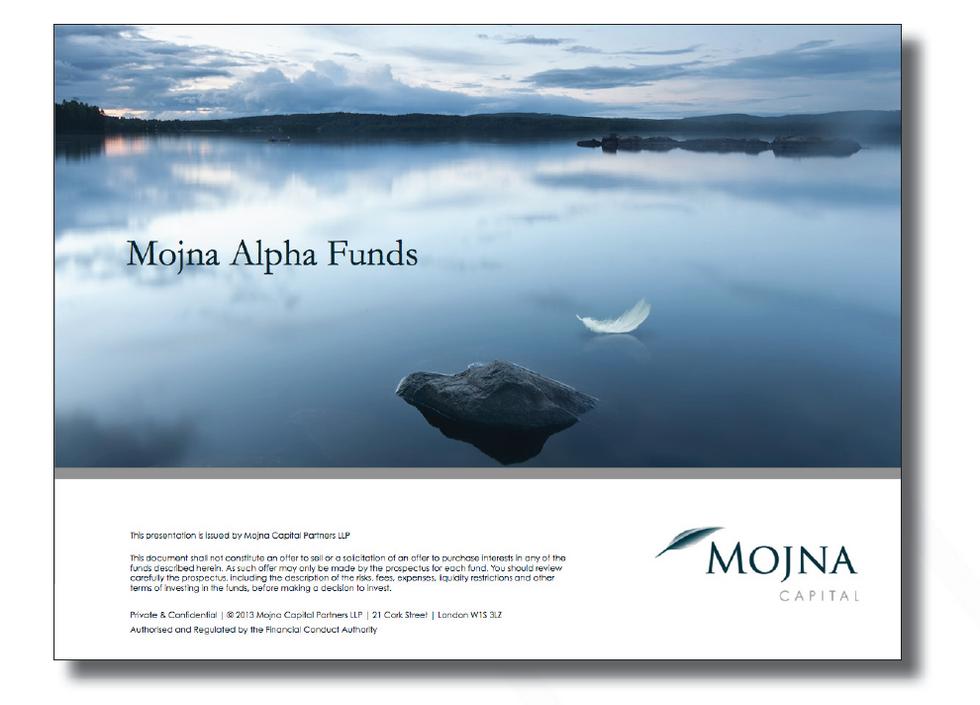 Mojna fund website