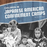 Book jacket: Children in Japanese American Internment Camps