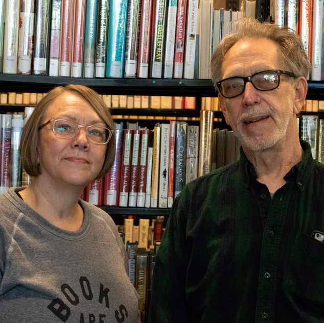 Ed + Lisa / Library Patrons