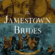 Book jacket: The Jamestown Brides