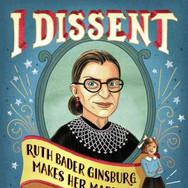 I Dissent Book Jacket