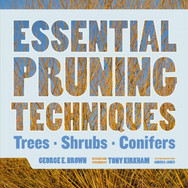 Book jacket: Essential Pruning Techniques