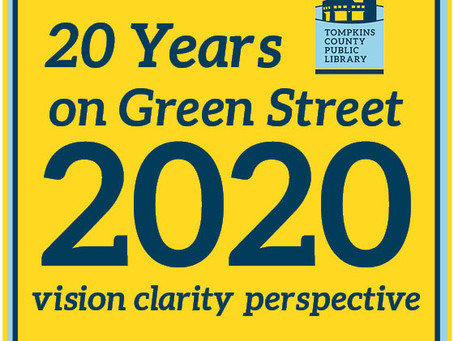 Celebrate 20 Years on Green Street!