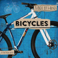 Made by Hand: Bicycles Book Jacket