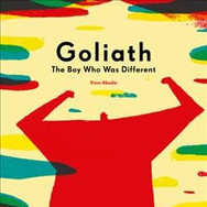 Book jacket: Goliath, The Boy Who Was Different