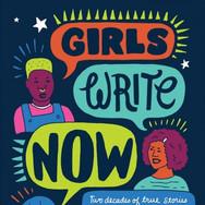 Book jacket: Girls Write Now