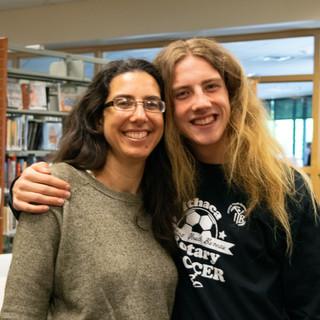 Gina + Drew / Volunteers