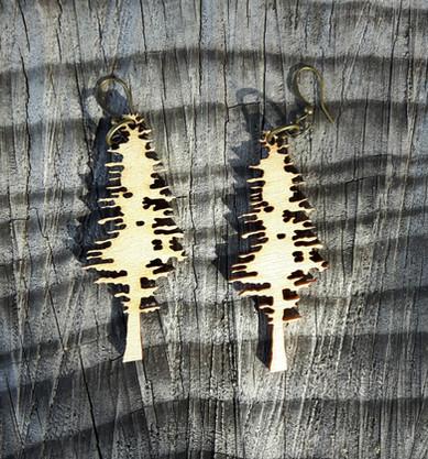 Spruce Earrings