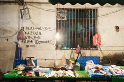 張國耀《菜市仔 Market》