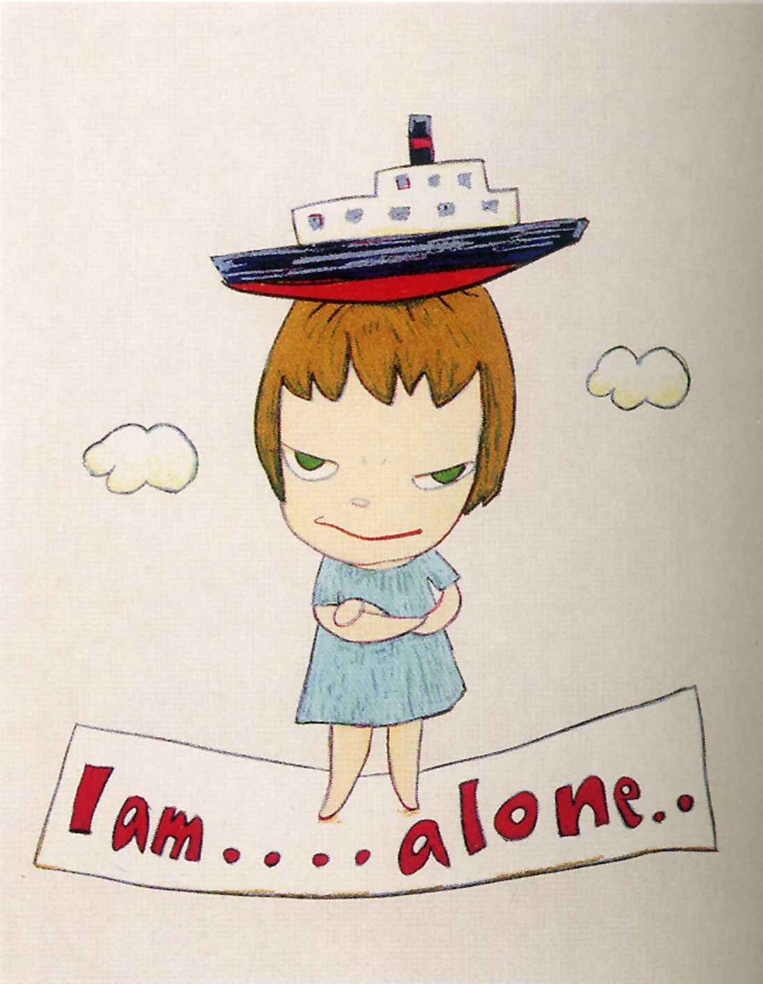 《I Am......Alone》