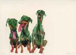 《三綠狗》