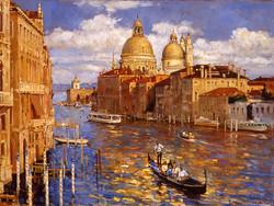 《威尼斯美景》