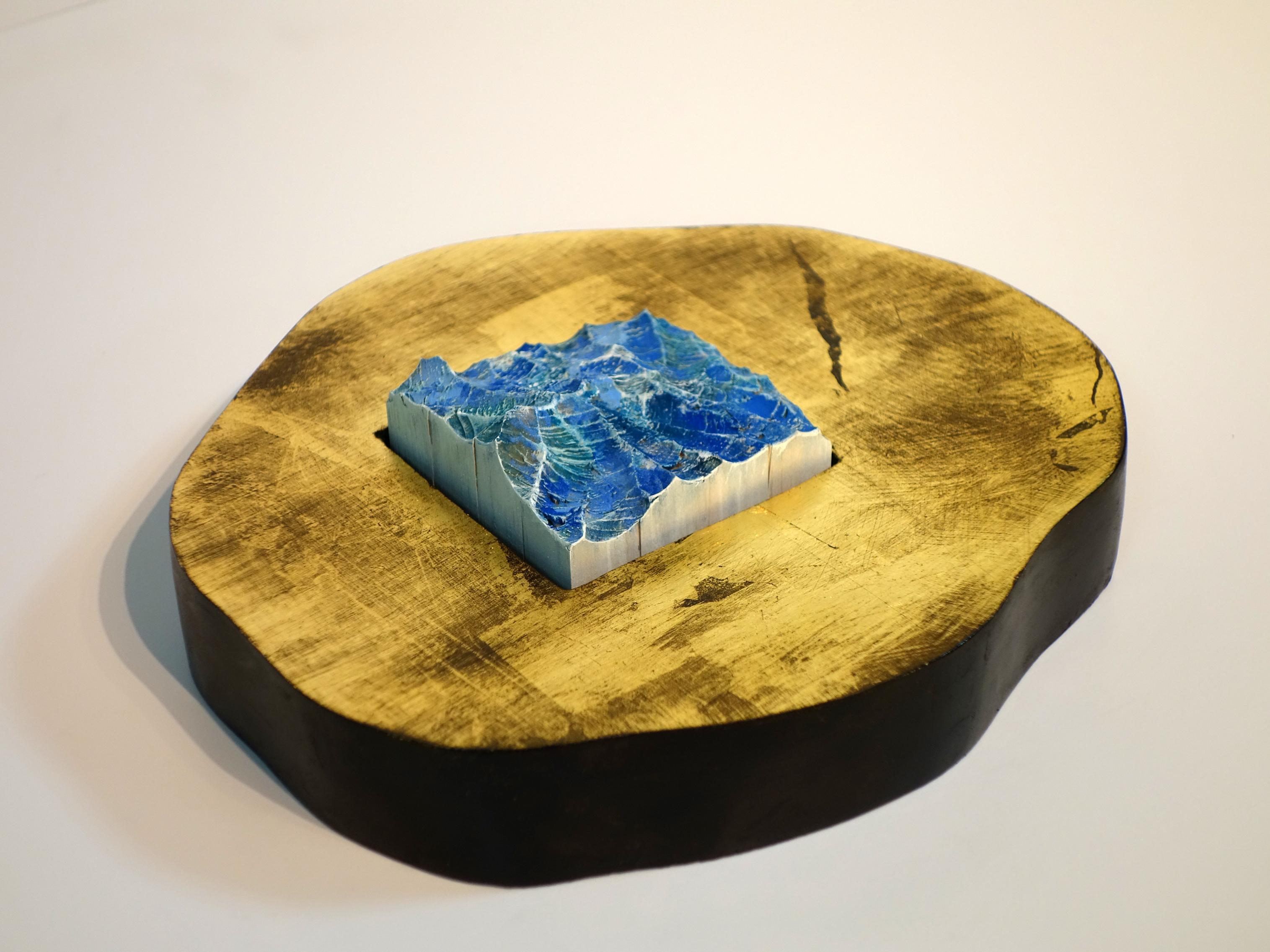 《某個世界的開端—聚寶箱(藍)》