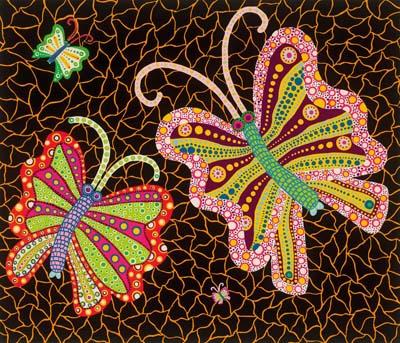 《蝴蝶 | KY134 Butterflies》