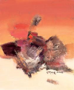 《抽象YHS024》