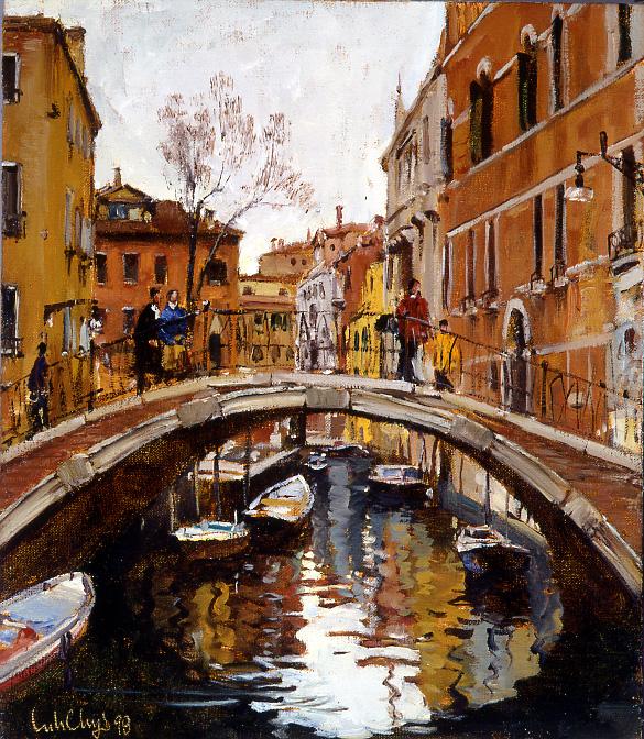 《威尼斯系列》