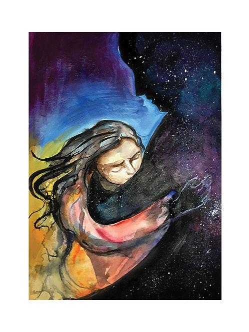 Spirit Heals—Signed 8.5 X 11 Fine Art Giclee photographic print