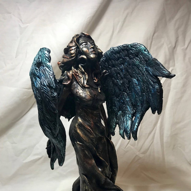 Godess Lilith Statue