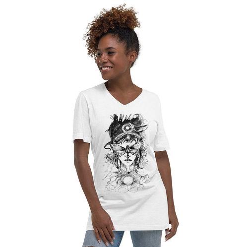 Alchemy - Unisex Short Sleeve V-Neck T-Shirt